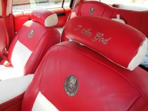 Lincoln Town Car Interior
