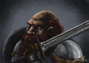 Red Dwart by darthcetus via DeviantArt.com