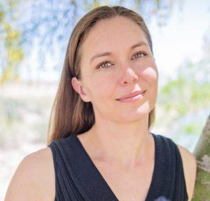 Author Nikki Haverstock